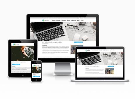 wordpress firma sitesi